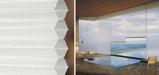 Duette-honeycomb
