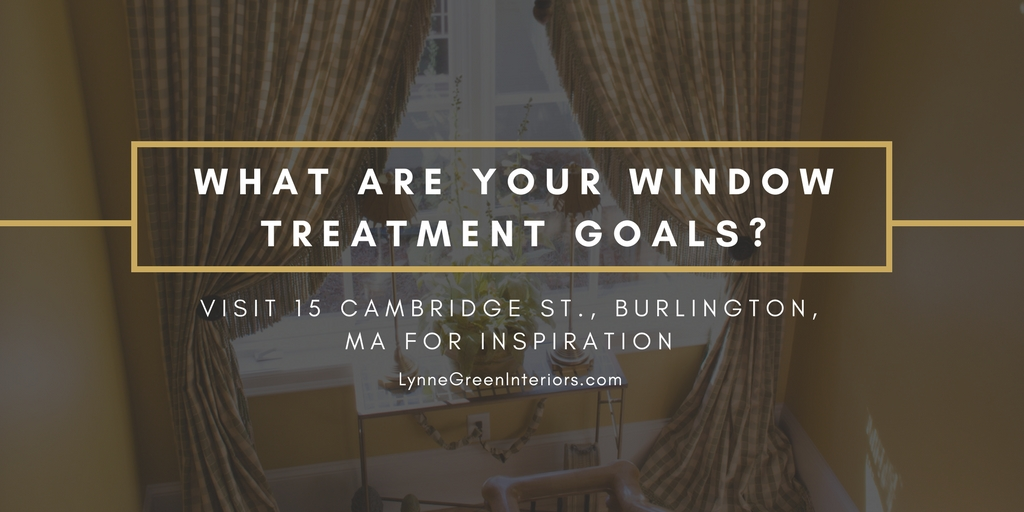 Burlington MA window treatments