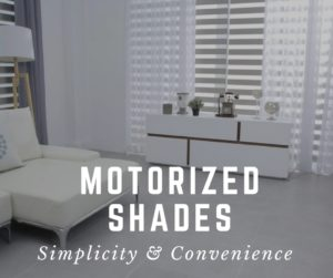 Massachusetts Motorized shades