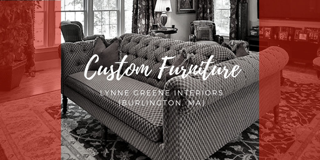 Burlington Massachusetts Custom Furniture