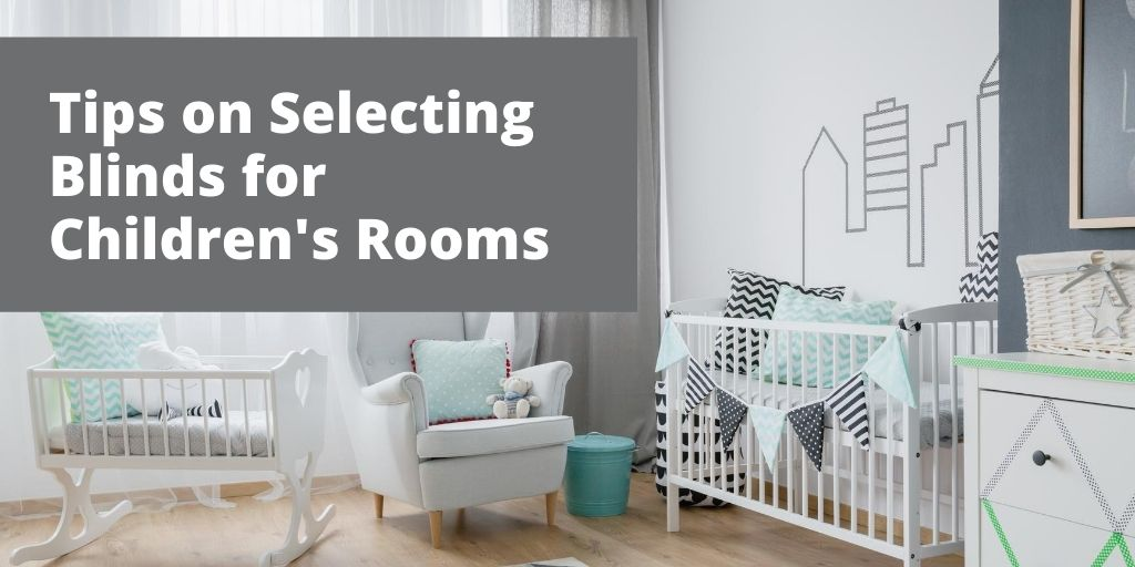 Window Treatments for Children's Rooms